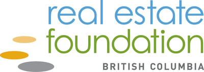 We are thankful to the Real Estate foundation of BC for their contribution.